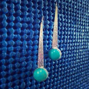 Turquoise Silpada Earrings